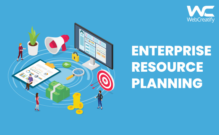 Enterprise Resource Planning - WebCreatify