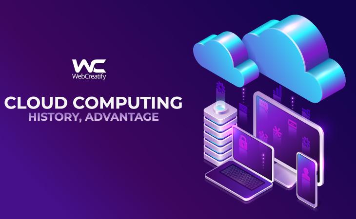 Cloud computing - WebCreatify
