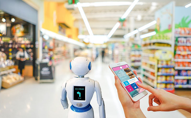 Artificial Intelligence: Becoming a boon of Retail Sector - WebCreatify