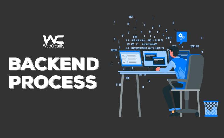 Backend Process - WebCreatify